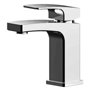Chrome Basin mixer, Tapware, mixer, basin mixer, short mixer, Epoch