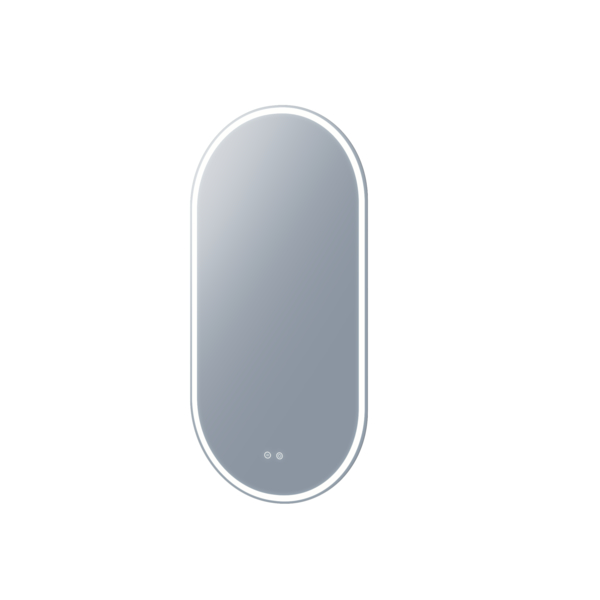 LED mirror Gatsby with demister
