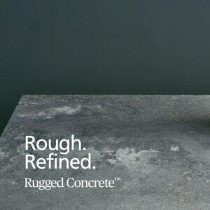 Rugged Concrete Caesarstone benchtop