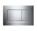 Geberit Sigma30 Square Button Flush Plate Chrome
