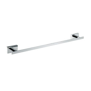 single towel rail, Bathware accessories, towel rail, Portia, 800mm, single