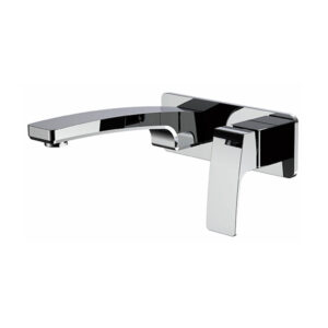 Vega Bathroom Wall Mixer Combination by Schalke VE103