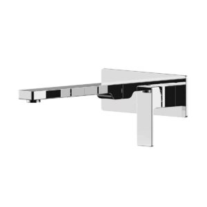 Portia Wall mixer combination, Tapware, mixer, wall mixer, bath spout, mixer-spout combination, Portia