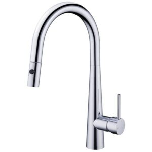 Venus Polished Chrome Kitchen Mixer