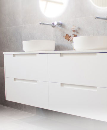 Category Vanities Benchtops